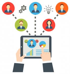 نرم افزار CRM به کمک فروشندگان می آید